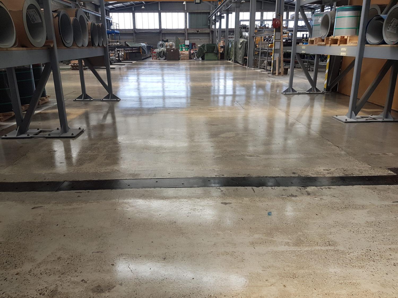 Falcon flooring wellington floor sanding and polishing for Polished concrete floors nz