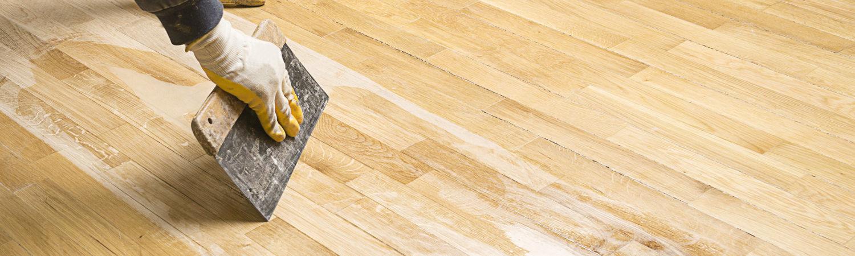 Wellington floor polishing